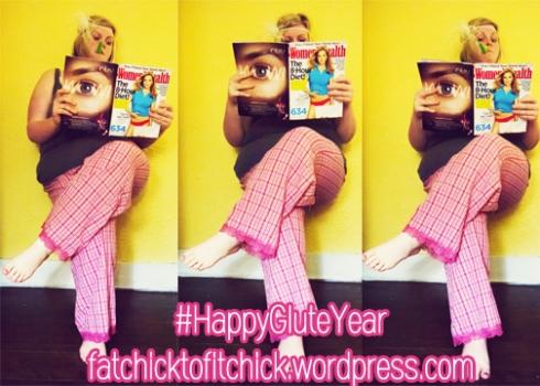 happy glute year
